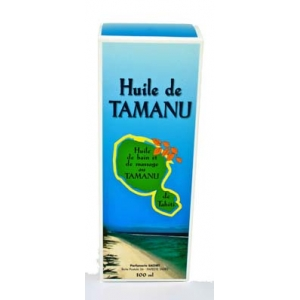 HUILE TAMANU TAHITI BAIN & MASSAGE